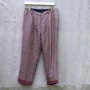 Jcrew Silk Pants Excellent Conditon
